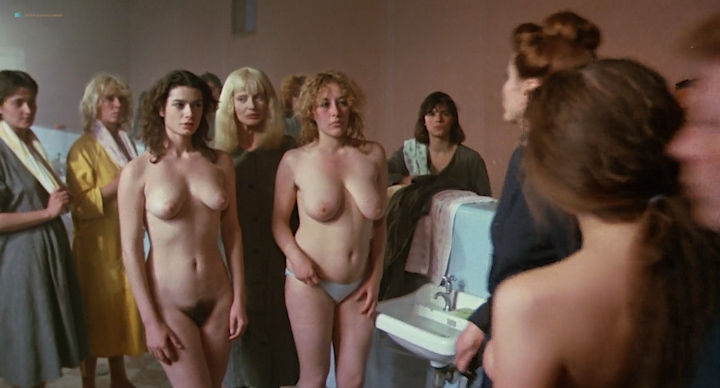 Lorraine De Selle nude Maria Romano and others nude too- Women's Prison Massacre (1983) (11)
