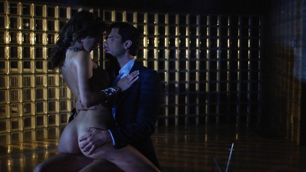 Malena Morgan nude full frontal and sex Kayla Jane nude too – Pleasure or Pain (2013) HD 1080p BluRay (14)