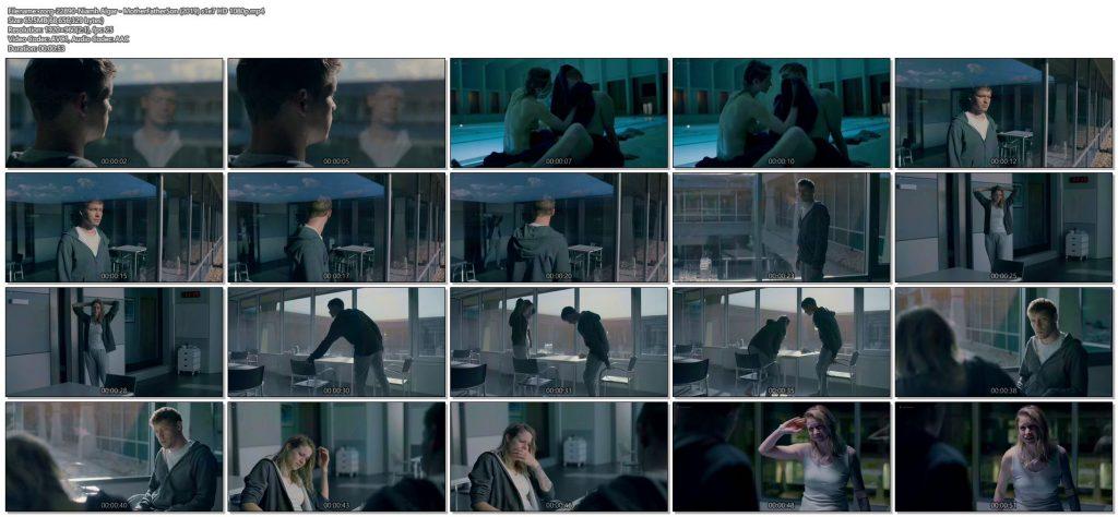 Niamh Algar nude topless - MotherFatherSon (2019) s1e7 HD 1080p (1)