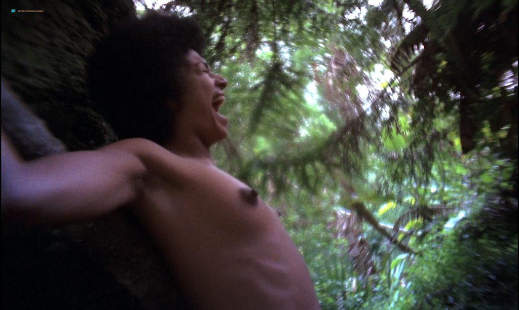 Ursula Buchfellner nude full frontal Aline Mess, Muriel Montossé nude bush and sex - Devil Hunter (DE-FR-1980) HD 1080p (17)