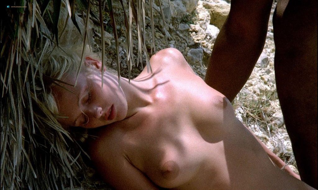 Ursula Buchfellner nude full frontal Aline Mess, Muriel Montossé nude bush and sex - Devil Hunter (DE-FR-1980) HD 1080p (3)