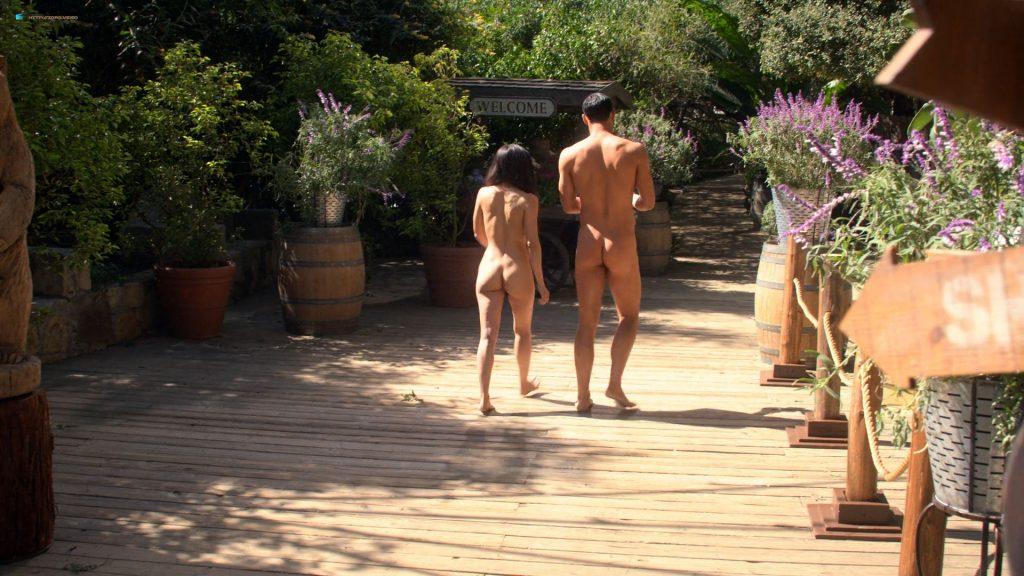 Aimee Garcia nude butt - Lucifer (2019) s4e6 HD 1080p (6)