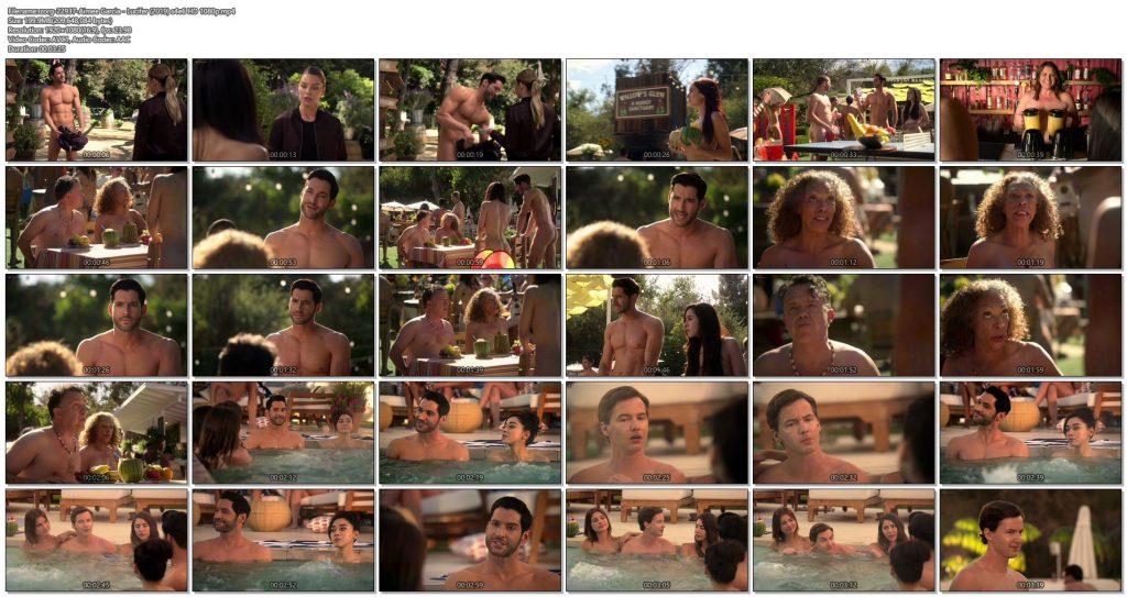 Aimee Garcia nude butt - Lucifer (2019) s4e6 HD 1080p (1)