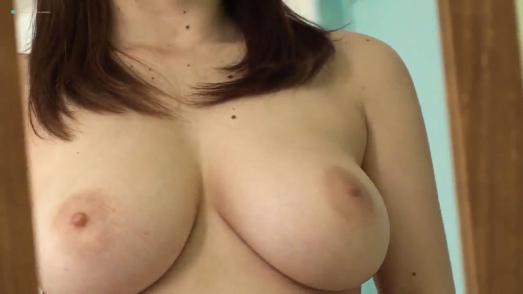 Aimi Yoshikawa nude busty topless and sex - Hope of breast (JP-2018) HD 1080p Web (17)