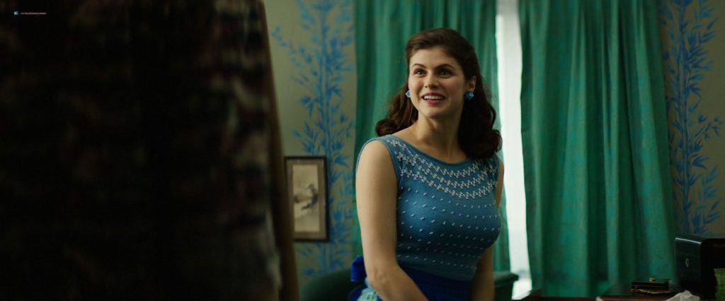 Alexandra Daddario hot and sexy - We Have Always Lived in the Castle (2018) HD 1080p WEB (9)