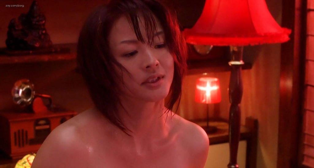 Asuka Kurosawa nude and sex and Megumi Kagurazaka and Hikari Kajiwara nude sex too - (JP-2010) HD 720p (7)