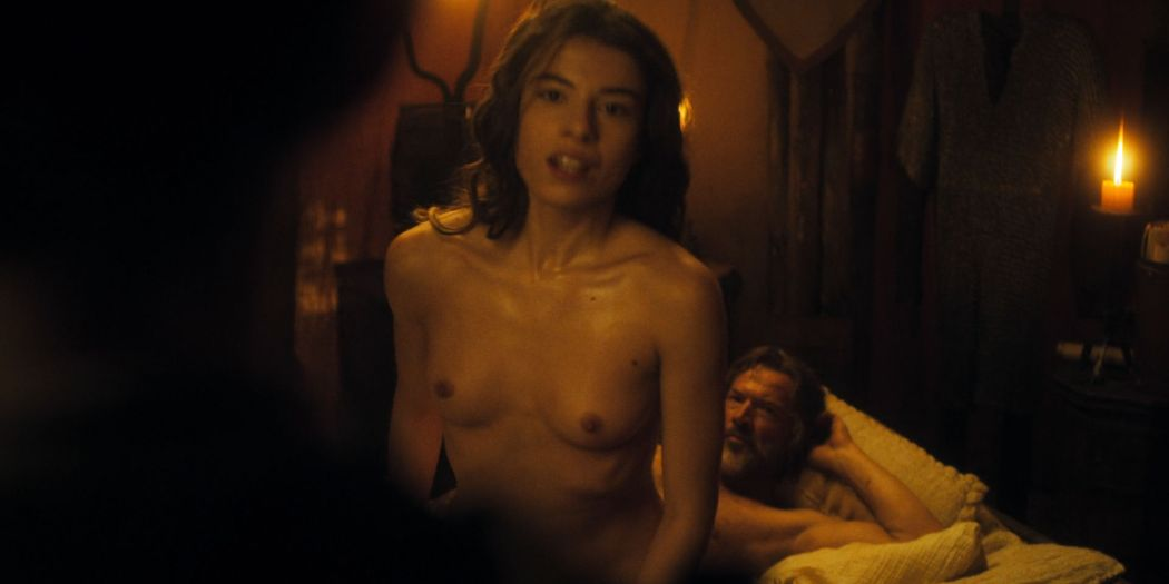 Camilla Diana and Nina Fotaras nude too- The Name of the Rose (2019) S1 HD 1080p (16)