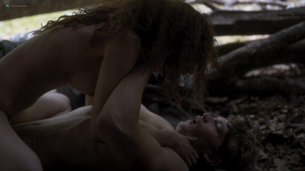 Camilla Diana and Nina Fotaras nude too- The Name of the Rose (2019) S1 HD 1080p (4)