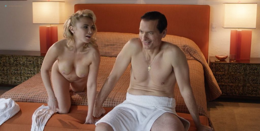 Emily Elicia Low nude butt Jacqui Holland and others nude bush topless - Frank and Ava (2018) HD 1080p Web (7)