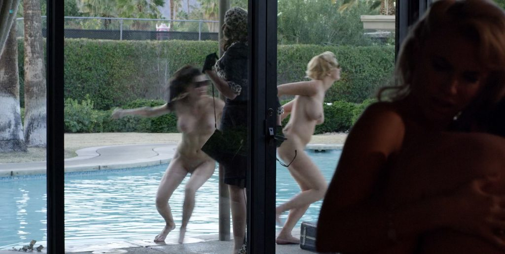 Emily Elicia Low nude butt Jacqui Holland and others nude bush topless - Frank and Ava (2018) HD 1080p Web (3)