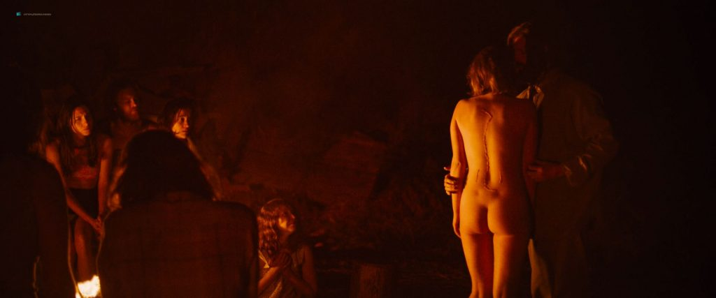 Hannah Murray nude sex Marianne Rendón, Kayli Carter and others nude too - Charlie Says (2018) HD 1080p Web (15)