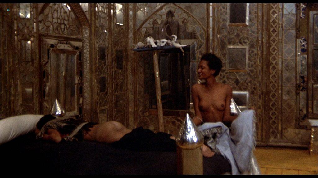 Ines Pellegrini nude full frontal Barbara Grandi and others nude explicit - Arabian Nights (1974) HD 1080p BluRay (r) (20)