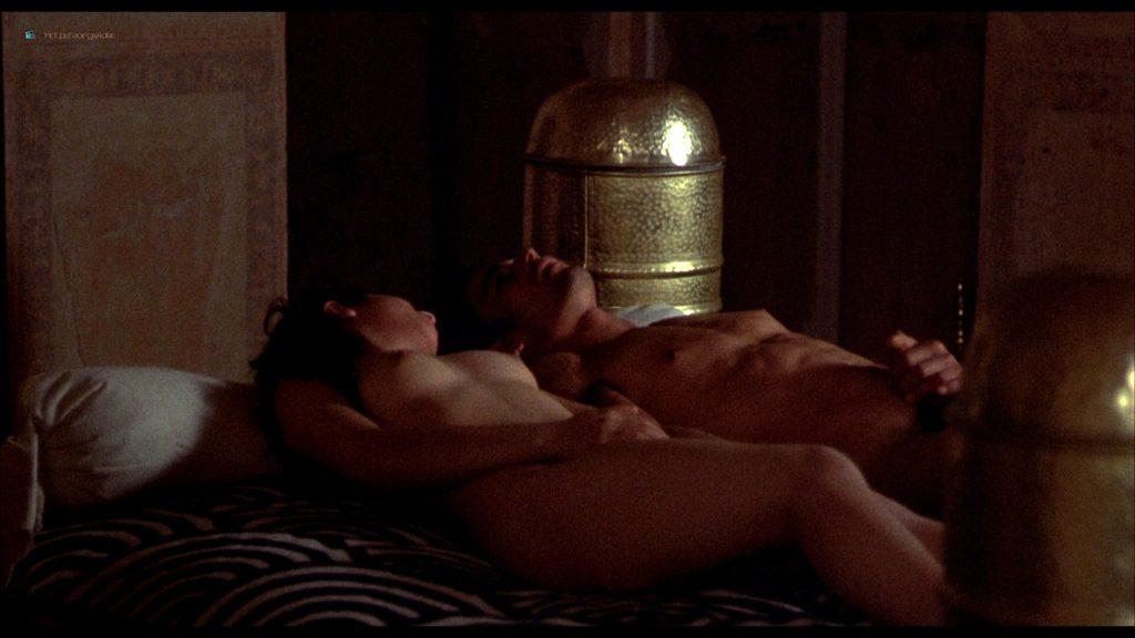 Ines Pellegrini nude full frontal Barbara Grandi and others nude explicit - Arabian Nights (1974) HD 1080p BluRay (r) (5)