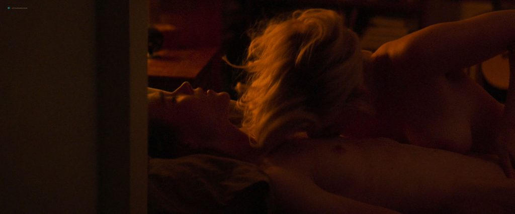 Kate Mara nude topless and lesbian sex with Ellen Page - My Days Of Mercy (2019) HD 1080p (12)