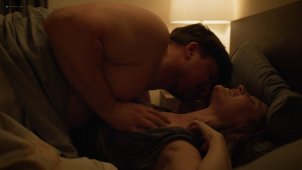 Lindsay Burdge nude topless Lydia House boobs Elizabeth Reaser sexy - Easy (2019) s1e3 HD 1080p (9)