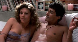 Robyn Douglass hot see through - The Lonely Guy (1984) HD 1080p BluRay