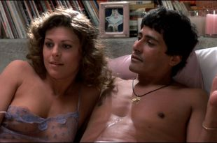 Robyn Douglass hot see through - The Lonely Guy (1984) HD 1080p BluRay (11)