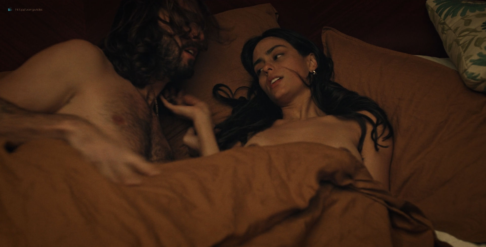 Ana Layevska nude lesbian sex with Florencia Ríos - Yankee (2019) S1 HD 1080p (5)