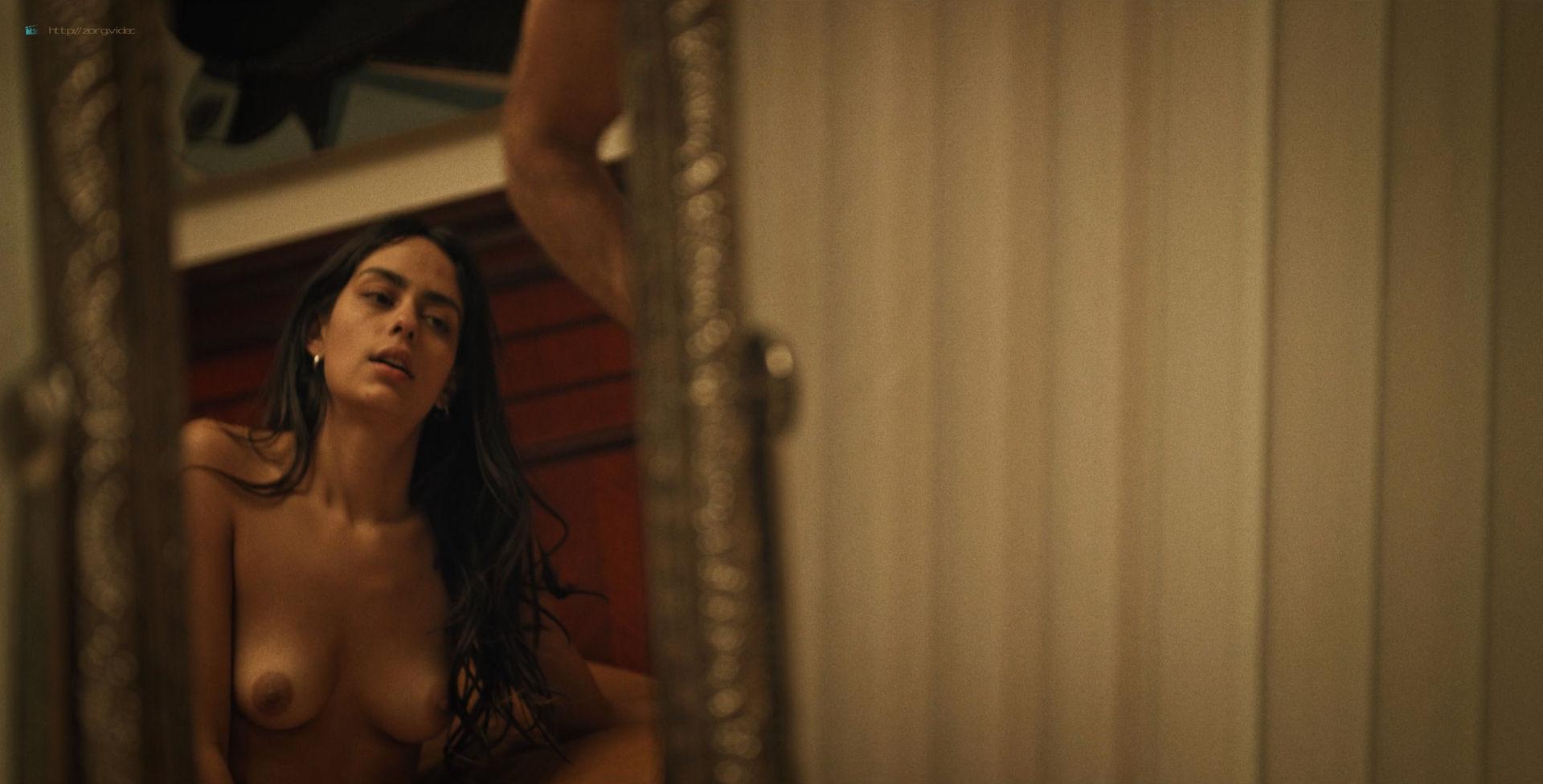 Ana Layevska nude lesbian sex with Florencia Ríos - Yankee (2019) S1 HD 1080p (3)