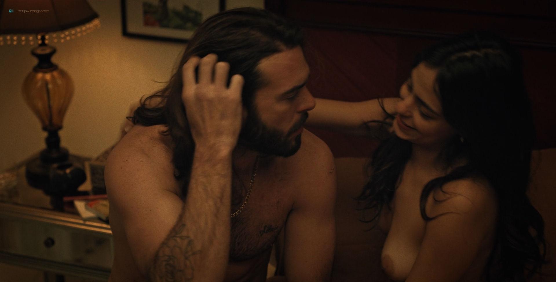 Ana Layevska nude lesbian sex with Florencia Ríos - Yankee (2019) S1 HD 1080p (2)