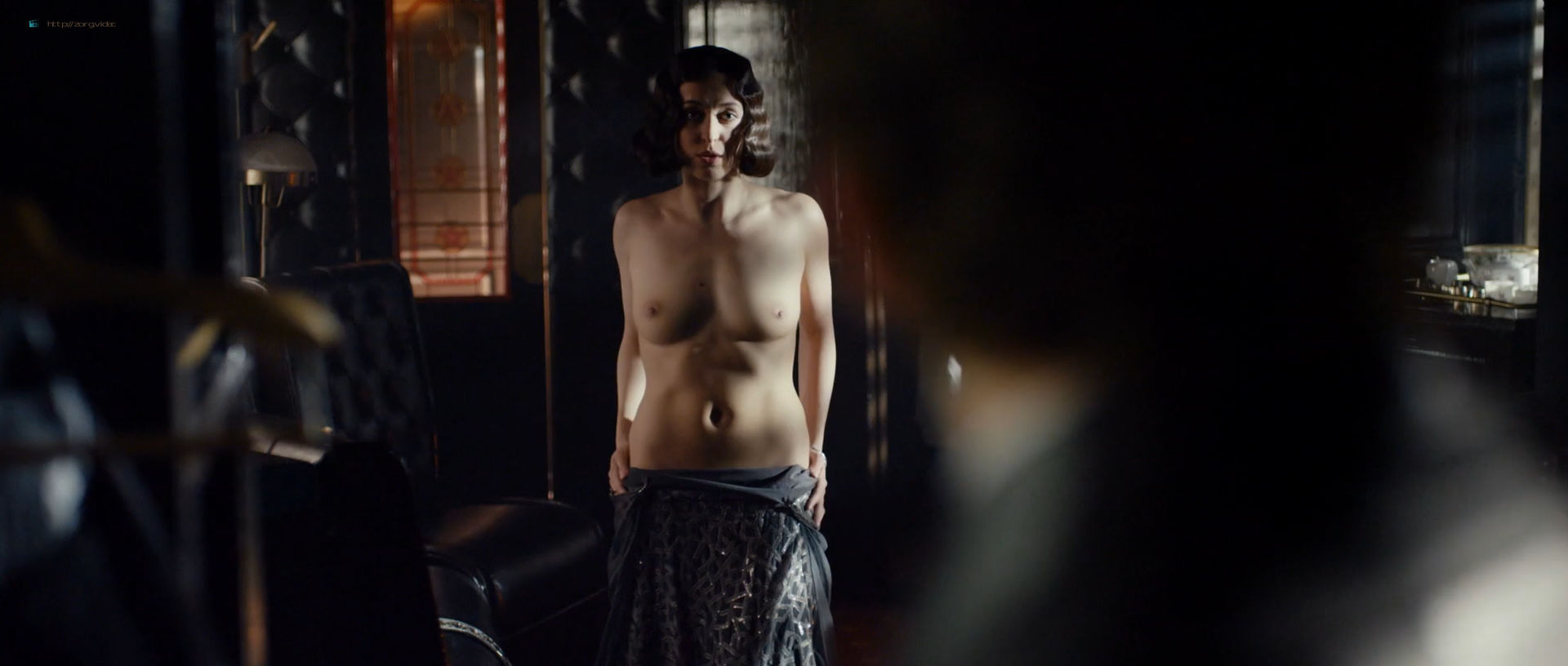 Anastasiya Meskova nude full frontal Olga Sutulova nude sex - Trotsky (2017) s1e1-2 HD 1080p (13)