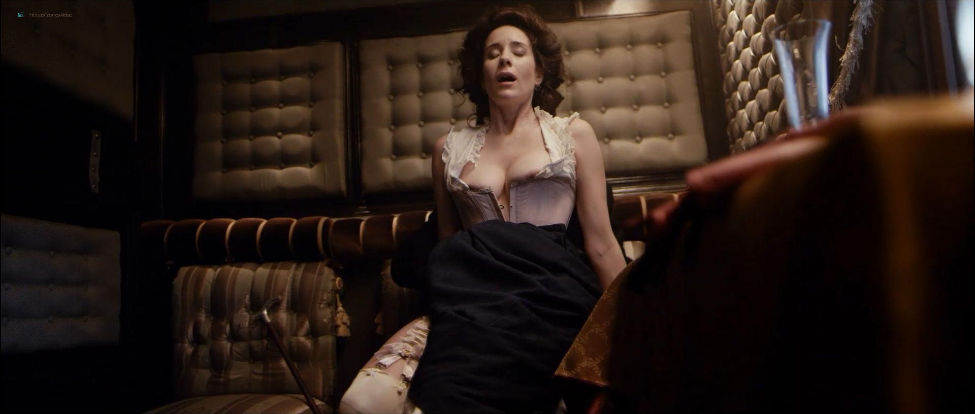 Anastasiya Meskova nude full frontal Olga Sutulova nude sex - Trotsky (2017) s1e1-2 HD 1080p (5)