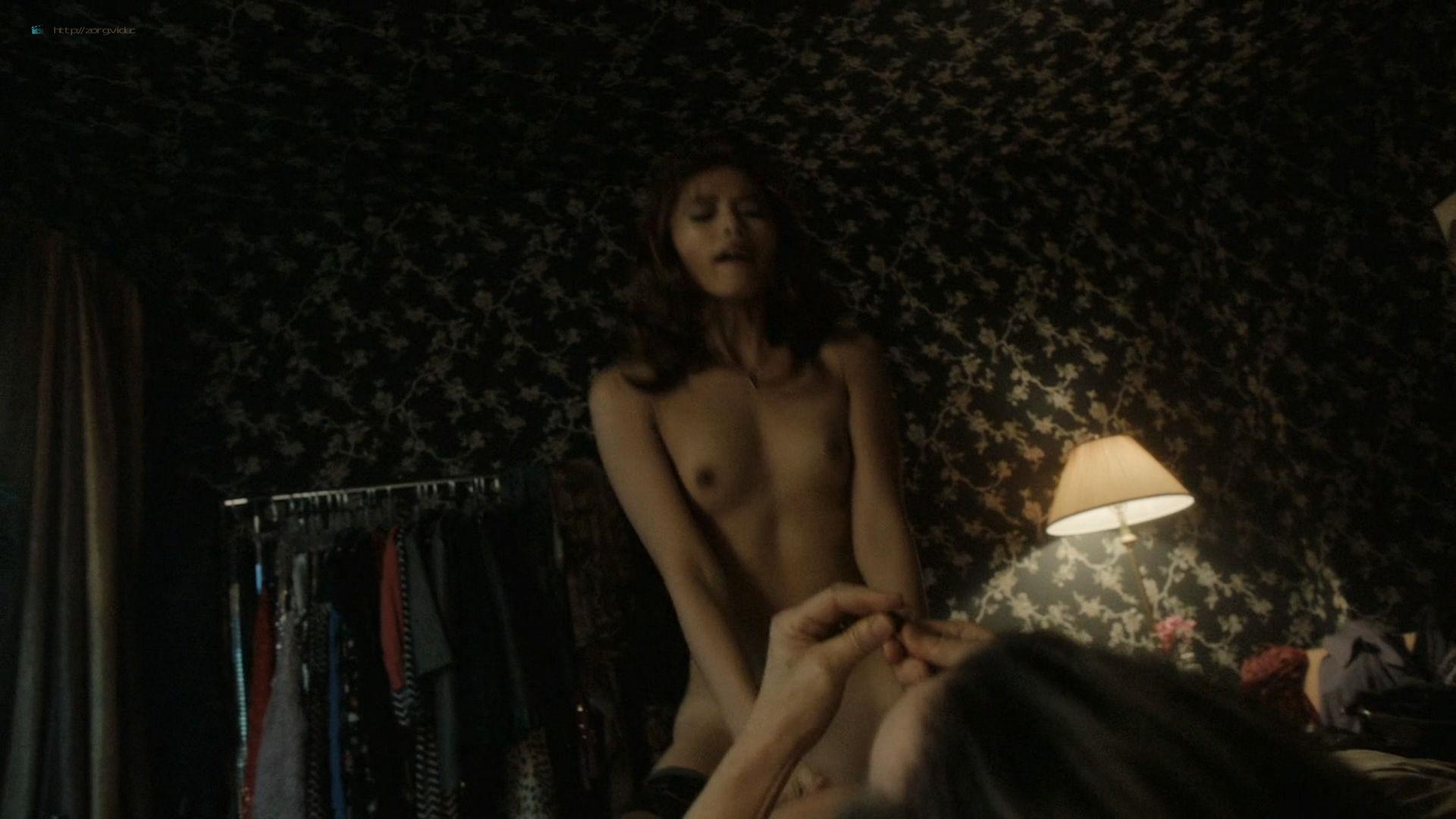 Charlene Almarvez nude topless - City on a Hill (2019) s1e1 HD 1080p (4)