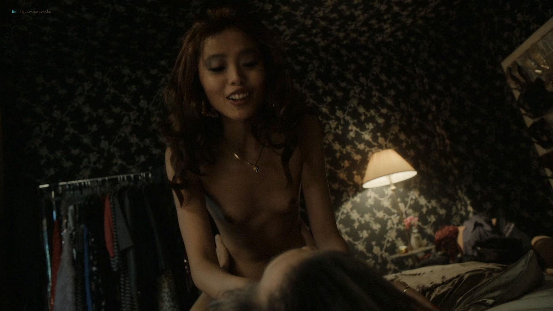 Charlene Almarvez nude topless - City on a Hill (2019) s1e1 HD 1080p (3)