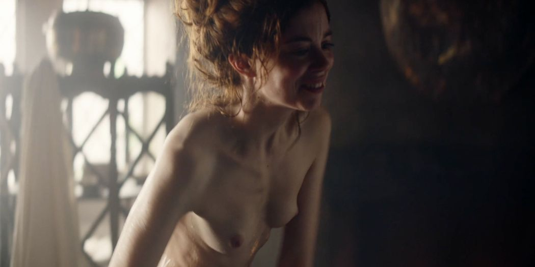 Charlotte Hope nude topless – The Spanish Princess (2019) s1e6 HD 1080p Web (6)