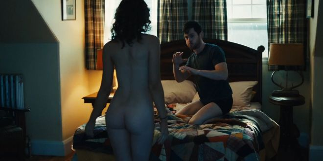 Danielle Campbell hot and sexy Shannyn Sossamon hot - Ghost Light (2018) HD 1080p Web (4)
