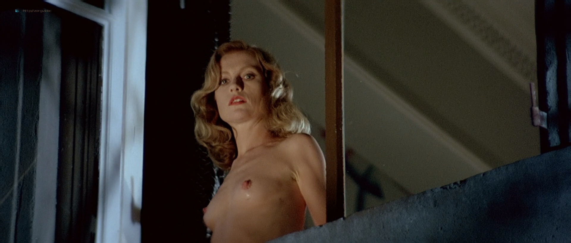 Isabelle Huppert nude topless and butt Elizabeth McGovern nude - The Bedroom Window (1987) HD 1080p BluRay (10)