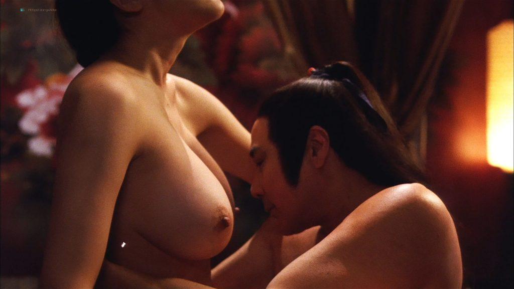 Kaera Uehara nude sex Hikaru Wakana and others nude and a lot of sex - Sex & Chopsticks (HK-2008) HD 1080p BluRay (r) (18)