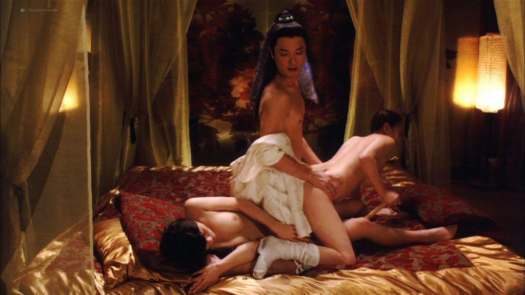 Kaera Uehara nude sex Hikaru Wakana and others nude and a lot of sex - Sex & Chopsticks (HK-2008) HD 1080p BluRay (r) (3)