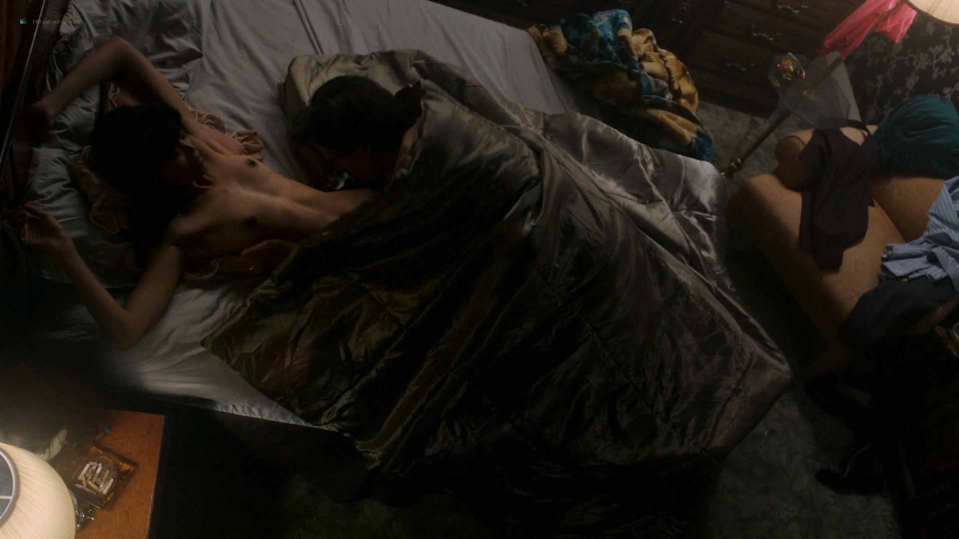 MaYaa Boateng nude topless in sex scene - City on a Hill (2019) s1e2 HD 1080p (6)
