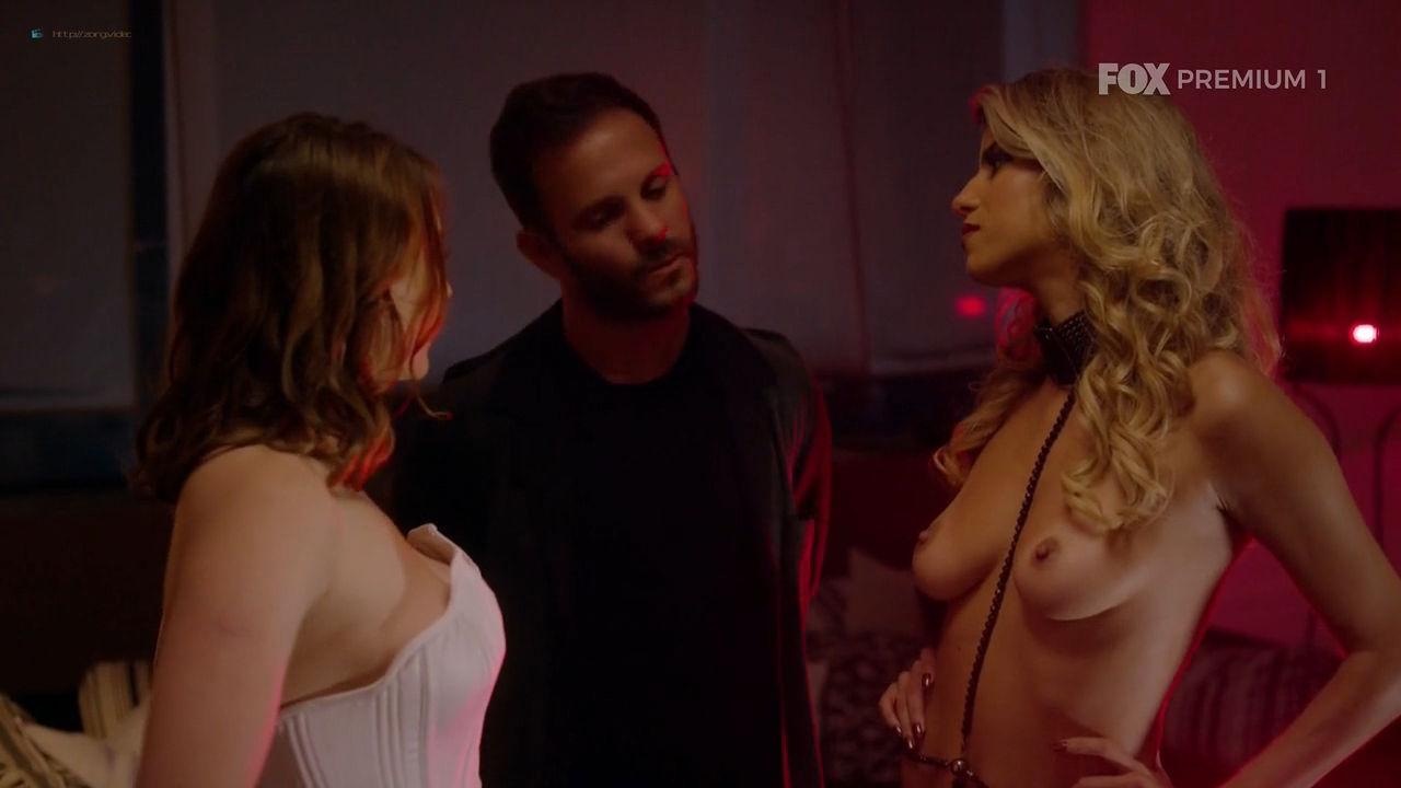 Maria Bopp nude sex threesome with Ana Hartmann - Me Chama De Bruna (2018) S03E07 HDTV 720p (12)