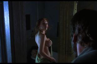 Scarlett Johansson sexy side boob - A Love Song for Bobby Long (2004) HD 1080p BluRay