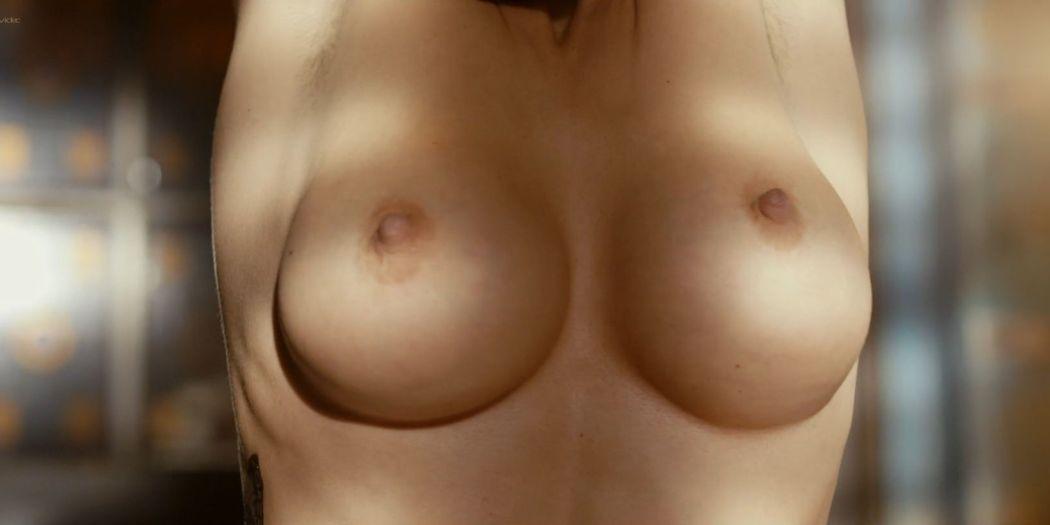 Viktoriya Poltorak nude topless and sex - Trotsky (Ru-2017) s1e4-5 Web HD 1080p (14)