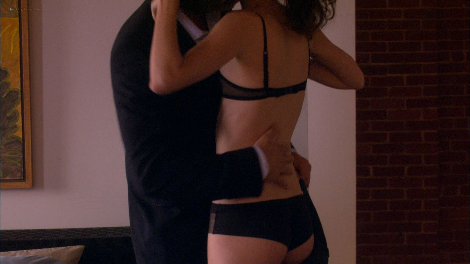 Amy Acker hot lingerie and sex - A Near Death Experience (2008) HD 1080p WEB (9)