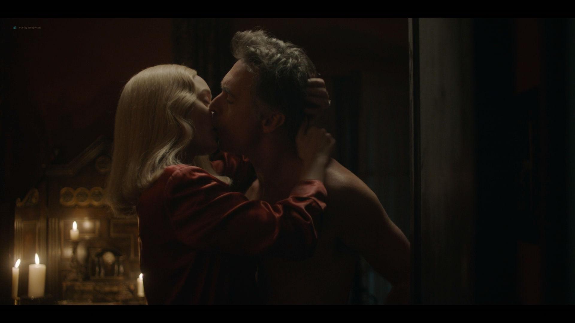Bella Heathcote nude sex - Strange Angel - (2019) s2e4 HD 1080p (9)