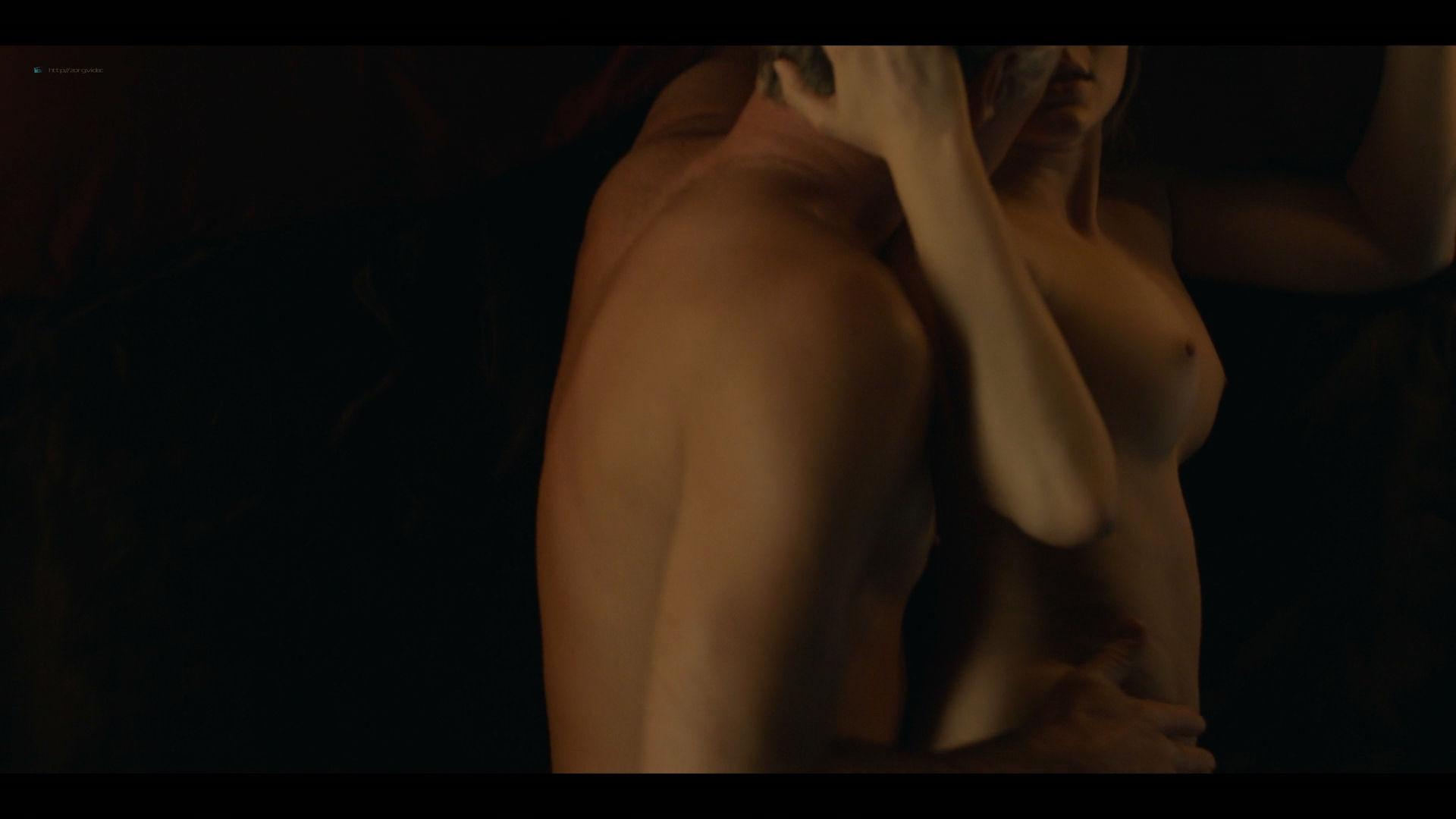Bella Heathcote nude sex - Strange Angel - (2019) s2e4 HD 1080p (4)