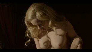 Bella Heathcote nude topless and butt Veronica Osorio nude - Strange Angel - (2019) s2e5 HD 1080p