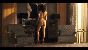 Carla Gugino nude butt Rya Kihlstedt sexy - Jett (2019) s1e5 HD 1080p
