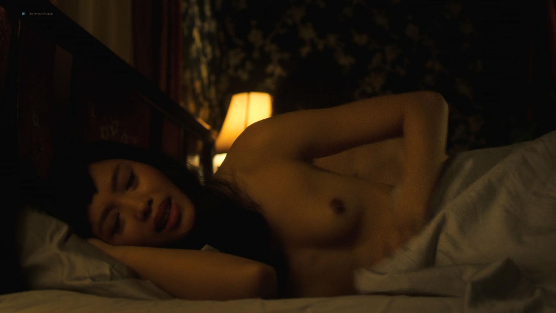 Charlene Almarvez nude topless - City on a Hill (2019) s1e5 HD 1080p (7)