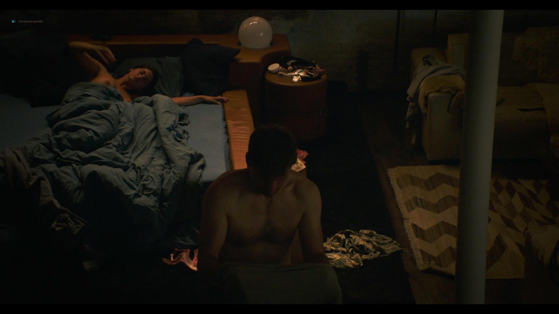 Helena Kaittani nude full frontal - Domino (DK-2019) HD 1080p BluRay (7)