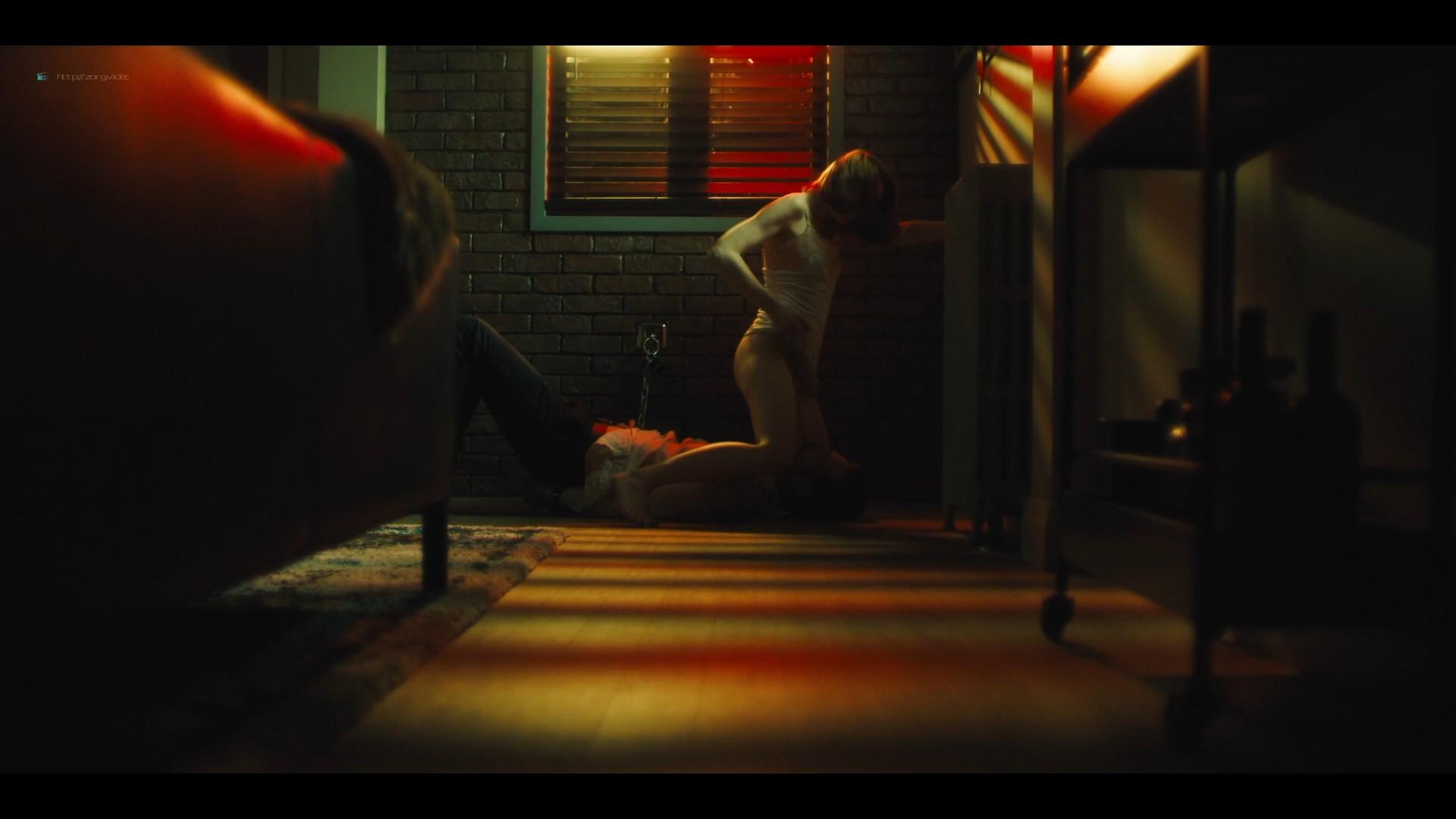 Lucy Walters sexy Carla Gugino, Natalie Hall hot - Jett (2019) s1e7 HD 1080p (11)
