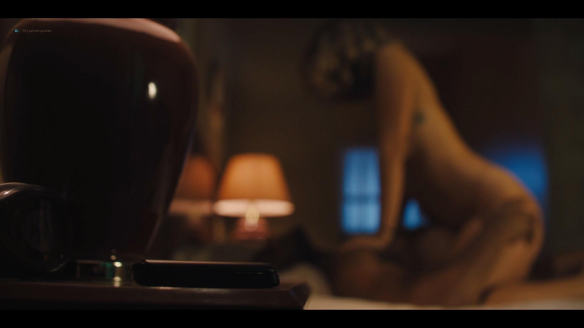Lucy Walters sexy Carla Gugino, Natalie Hall hot - Jett (2019) s1e7 HD 1080p (6)