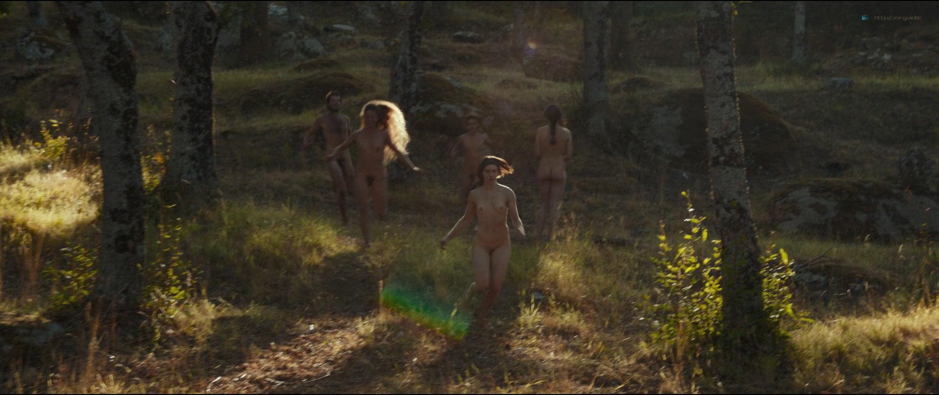 Marianna Fontana nude full frontal Jenna Thiam others nude - Capri-Revolution (2018) HD 1080p BluRay (12)