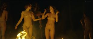 Marianna Fontana nude full frontal Jenna Thiam others nude - Capri-Revolution (2018) HD 1080p BluRay