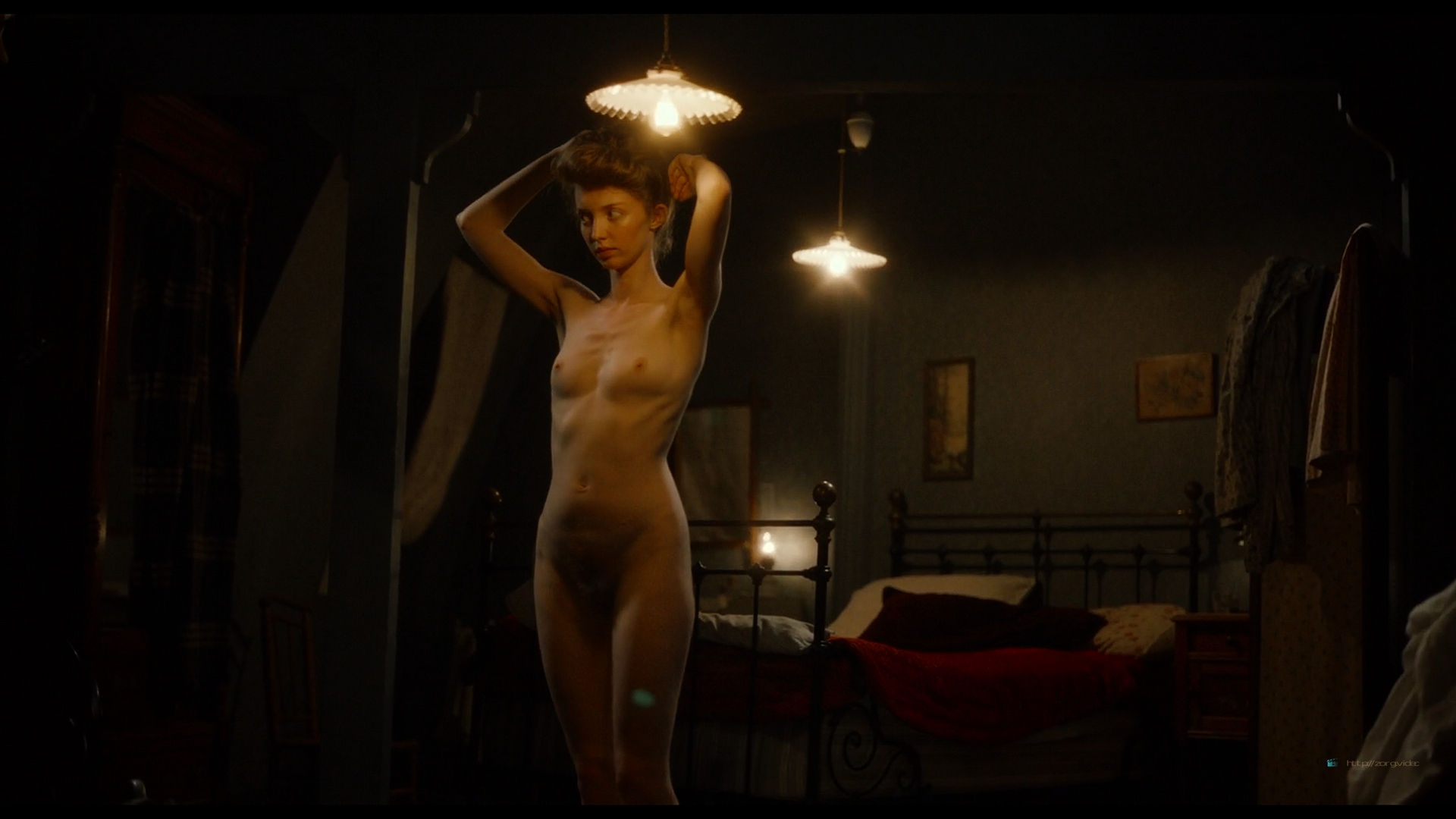 Noemie Merlant nude full frontal Camelia Jordana, Amira Casar and others nude - Curiosa (2019) HD 1080p Web (14)