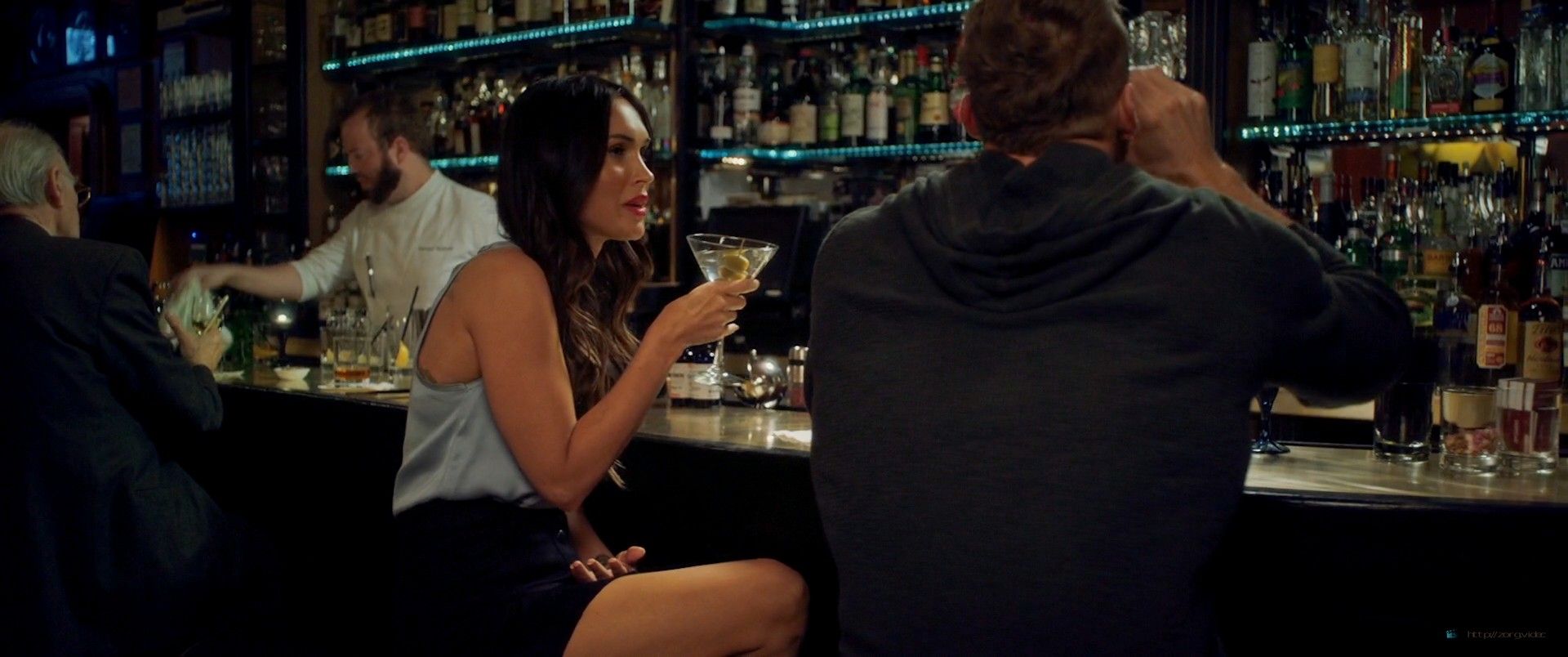 Olivia Thirlby hot and some sex Megan Fox sexy - Above the Shadows (2019) HD 1080p Web (6)